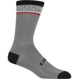 Giro Comp High Rise Socken portaro grey